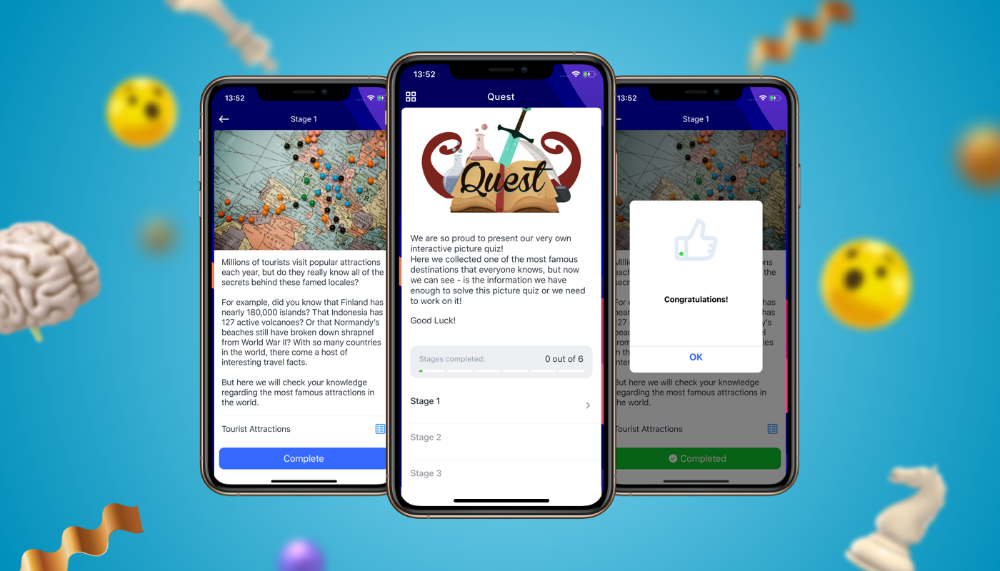 10 ideas for using quests in event apps